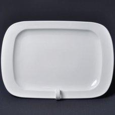 Блюдо Bashfarfor 360*245мм, Артикул: ИТП 03.360, Производитель: Башкирский фарфор (Россия)