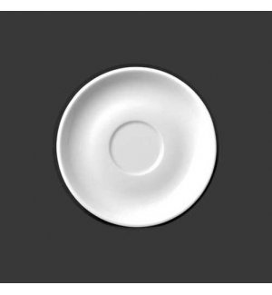 Блюдце Bashfarfor d=120мм, Артикул: ИБЛ 03.120, Производитель: Башкирский фарфор (Россия)