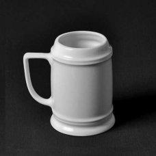 Кружка для пива Bashfarfor 0,88л, Артикул: ИКР 03.880, Производитель: Башкирский фарфор (Россия)