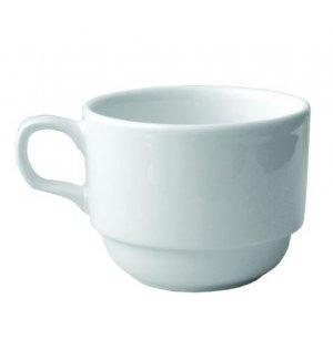 Чашка чайная Браво Bashfarfor 200мл, Артикул: ИЧШ 30.200, Производитель: Башкирский фарфор (Россия)
