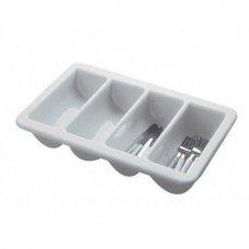 Емкость для столовых приборов серого цвета, Артикул: 259, Производитель: Juangmen Huiyuan Trade Co.LTD (Китай)