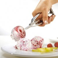 Ложка для мороженого с механизмом Pintinox d=50мм