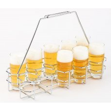 Подставка для пивных бокалов нержавеющая APS, Артикул: 632, Производитель: APS (Германия)