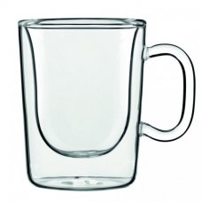 Кружка Caffe Aroma Thermic Glass Bormioli 300мл