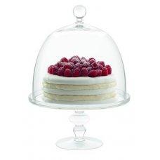 Подставка для торта с крышкой Инсием d=28см , Артикул: 11063/01, Производитель: Luigi Bormioli (Италия)