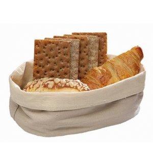 Корзина для хлеба бежевая из хлопка APS 20*15*7см, Артикул: 30360, Производитель: APS (Германия)