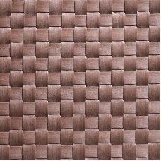 Салфетка сервировочная коричневая с широким плетением, пвх APS 45*33см, Артикул: 60003, Производитель: APS (Германия)