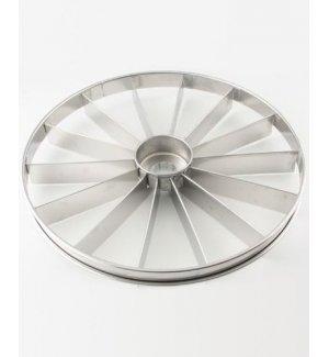 Делитель для торта на 14 частей, нержавеющая сталь FM PRO d=32см, Артикул: 21643, Производитель: Fackelmann (Германия)