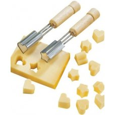 Нож для вырезания фигурных канапе Звезда FM , Артикул: 49019, Производитель: Fackelmann (Германия)