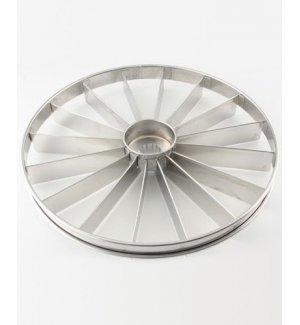 Делитель для торта на 16 частей, нержавеющая сталь FM PRO d=32см, Артикул: 21644, Производитель: Fackelmann (Германия)