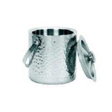 Емкость для льда нержавеющая гофрированная MGSteel d=15см, 1,7л, Артикул: IBD35HM, Производитель: MGSteel (Индия)