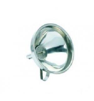 Воронка нержавеющая с ручкой MGSteel d=14см, Артикул: FNL550, Производитель: MGSteel (Индия)