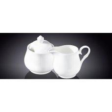 Набор сахарница и молочник в цветной упаковке Wilmax, Артикул: 995024, Производитель: Wilmax (Англия)