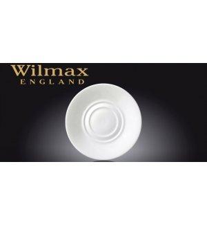 Блюдце Wilmax d=140мм, Артикул: 996099, Производитель: Wilmax (Англия)
