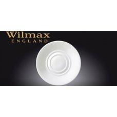 Блюдце Wilmax d=150мм, Артикул: 996100, Производитель: Wilmax (Англия)