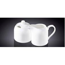 Набор сахарница и молочник в цветной упаковке Wilmax, Артикул: 995023, Производитель: Wilmax (Англия)