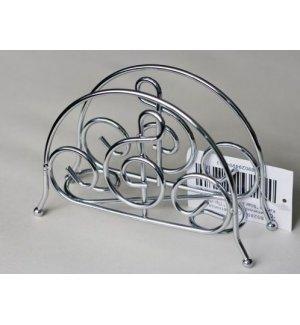 Салфетница нержавеющая Скрипичный ключ, Артикул: B52853, Производитель: