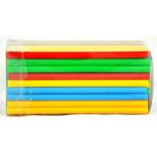Трубочки коктейльные прямые цветные FM 100 штук (0,5*12,5см), Артикул: 54631, Производитель: Fackelmann (Германия)