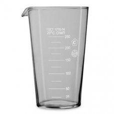 Мерный стакан в индивидуальной упаковке ГОСТ 1770-74 250мл, Артикул: 867У, Производитель: Мерные стаканы (Россия)