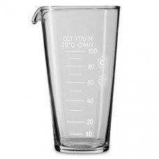 Мерный стакан в индивидуальной упаковке ГОСТ 1770-74 100мл, Артикул: 868У, Производитель: Мерные стаканы (Россия)