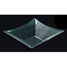 Салатник квадратный 3D GLASSWARE 130*130мм