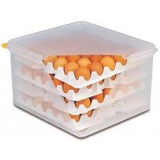 Контейнер для хранения яиц 8 лотков с крышкой APS