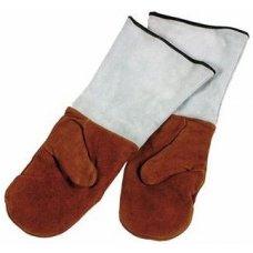 Рукавицы кожаные защитные APS до +450°С, Артикул: 88090, Производитель: APS (Германия)