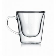 Кружка с двойными стенками Thermic Glass 220мл