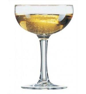 Шампанское-блюдце Элеганс Arcoroc 160мл, Артикул: 37652, Производитель: Arcoroc (Франция)