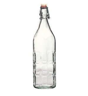 Бутылка для масла и уксуса Bormioli Rocco 1л, Артикул: 345930, Производитель: Bormioli Rocco (Италия)