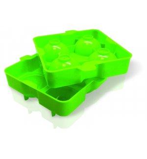 Форма для льда на 4 шара Vin Bouquet d=5,5см, Артикул: FIK 013, Производитель: Vin Bouquet (Испания)