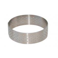 Форма для выкладки и выпечки Круг перфорированный De Buyer d=5,5см, h=2см, Артикул: 3099.01, Производитель: De Buyer (Франция)