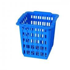 Емкость для столовых приборов Inox Macel 12,5*8,4*13,5см, Артикул: 70.50.30.0104.0000, Производитель: Inox Macel (Италия)