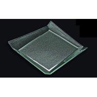 Блюдо из прозрачного стекла 3D GLASSWARE 250*250мм