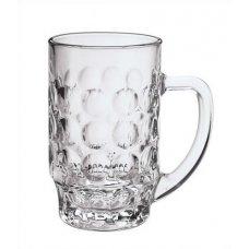 Кружка для пива Зуммер 0,4л, Артикул: 1299, Производитель: Опытный стекольный завод (Россия)