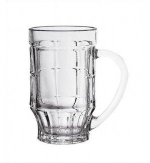 Кружка для пива Пинта 0,5л, Артикул: 1143, Производитель: Опытный стекольный завод (Россия)