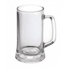 Кружка для пива Ладья 0,4л, Артикул: 1303, Производитель: Опытный стекольный завод (Россия)