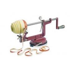 Приспособление для чистки и нарезки яблок на вакуумном держателе Tellier