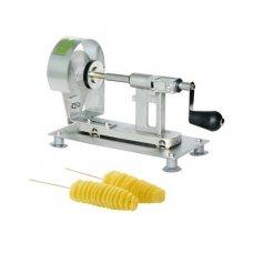 "Приспособление для нарезки картофеля-фри ""Спирал Фрай"" с базой на присосках Tellier 2,25мм"