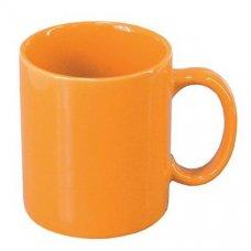 Кружка оранжевая 350мл, Артикул: GF0877, Производитель: RONGHUI CERAMIC (Китай)
