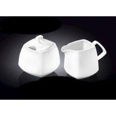 Набор сахарница и молочник в цветной упаковке Wilmax, Артикул: 995028, Производитель: Wilmax (Англия)