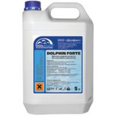 Средство моющее для пола Dolphin Forte 5л, Артикул: D004-5, Производитель: Dolphin (Россия)