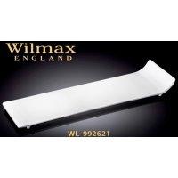 Блюдо с загнутым краем Wilmax 305*95мм