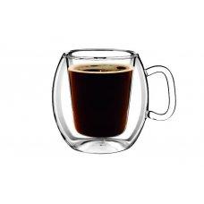 Кружка Caffe Supremo Thermic Glass Bormioli 300мл