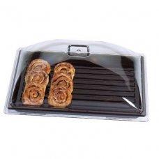 Крышка-колпак для выставочного лотка Display Cambro 55,6*37,5*20,3см