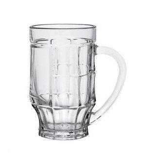 Кружка для пива Пинта 0,5л, Артикул: 1053, Производитель: Опытный стекольный завод (Россия)