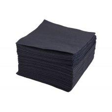 Салфетки однослойные синие 400 штук (24*24см), Артикул: 1760, Производитель: Мастергласс (Россия)