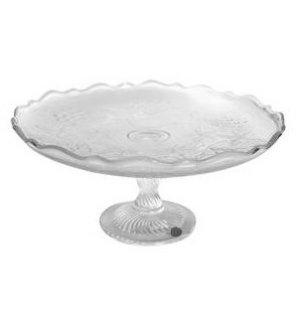 Стеклянная ваза для фруктов Неман d=285мм, h=145мм, Артикул: 4249/1, Производитель: Неман (Беларусь)