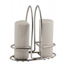 Набор для специй с салфетницей и двумя керамическими предметами, Артикул: 3000, Производитель: Star industrial Co. Ltd (Китай )