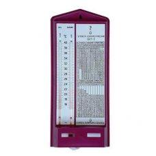 Гигрометр психрометрический ВИТ-2 (от +15С до +40С), Артикул: ВИТ-2, Производитель: